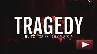 Tragedy - Never Knowing Peace / Point of No Return live at Blitz