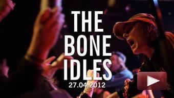 The Bone Idles - Mentalt ute av balanse & Disiplin