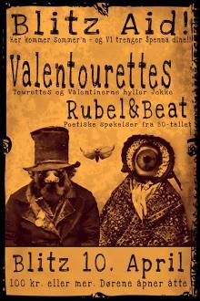 Valentourettes og Rubel & Beat