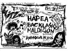Häpea Maldicion Anti Social Rejects
